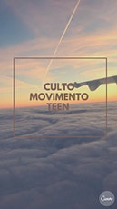 Culto do Movimento teen tickets