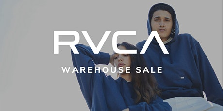 RVCA Warehouse Sale - Santa Ana, CA tickets