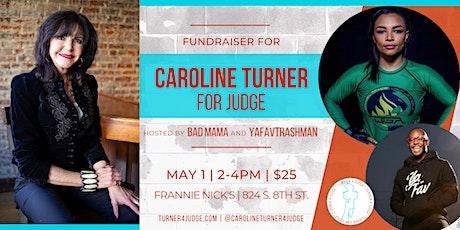 Caroline Turner Fundraiser tickets