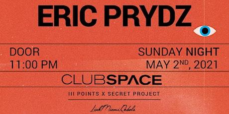 Eric Prydz @ Club Space Miami tickets