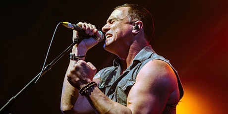 Shannon Noll 'Raw & Uncovered' tickets