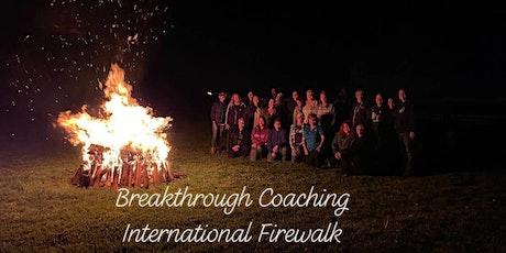 Breakthrough Transformation Firewalk Level 1 tickets