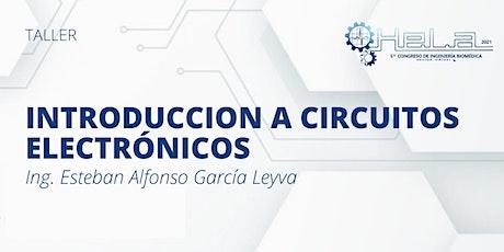 Introducción a circuitos eléctrónicos entradas