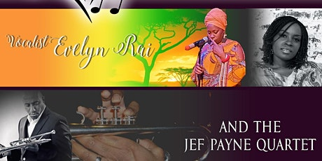 Evelyn Rai & Friends Jazz Inspirations! Back to the Heart of Music! tickets