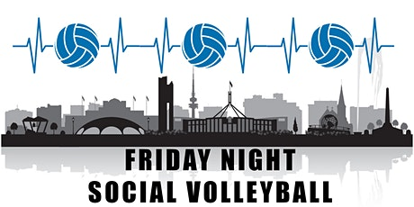 Friday Night Social Volleyball -  23 April 2021 tickets