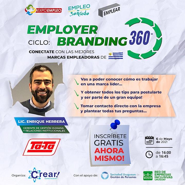 Imagen de Ciclo: Employer Branding 360 - Supermercados Ta-Ta