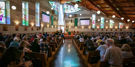 St. Joseph Grimsby Mass: April 24  - 12:00pm tickets
