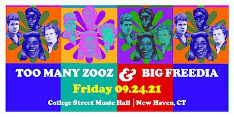 Too Many Zooz, Big Freedia tickets