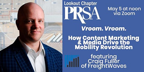 Vroom: How Content Marketing & Media Drive the Mobility Revolution tickets