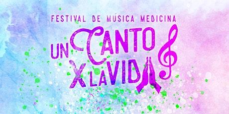 Festival Musica Medicina: Canto Por La Vida 2/2021 boletos