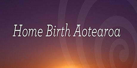 Home Birth Aotearoa Hui 2021 tickets