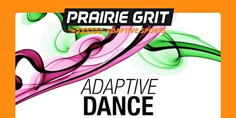 Adaptive Dance tickets