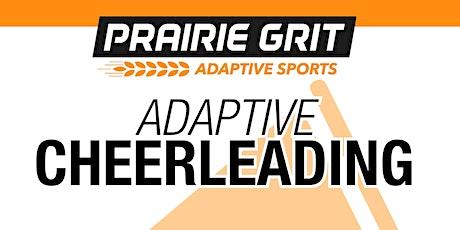 Adaptive Cheerleading tickets
