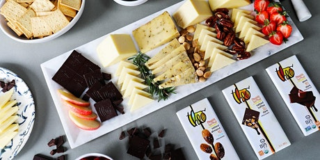 Cheese & Chocolate Tasting with Beecher's Handmade Cheese & Theo Chocolate tickets