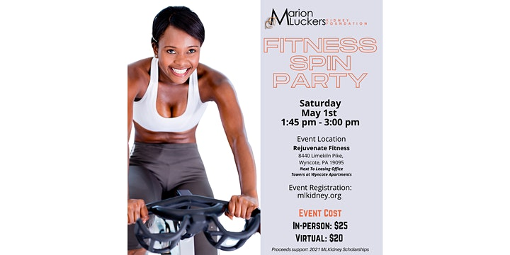 Spin Fitness Party image