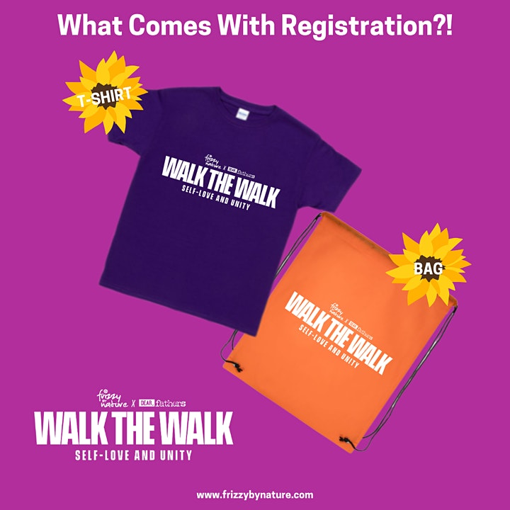 Frizzy By Nature X Dear Fathers Present: Walk The Walk image