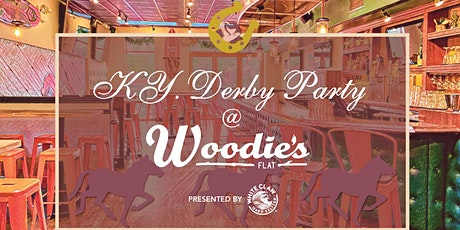 Kentucky Derby Watch Party at Woodie's Flat tickets