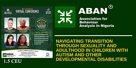 NAVIGATING TRANSITION THROUGH SEXUALITY & ADULTHOOD IN CHILDREN WITH AUTISM tickets