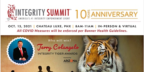 Integrity Summit 10th Anniversary! tickets