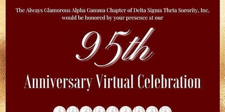 Alpha Gamma's 95th Anniversary Celebration tickets