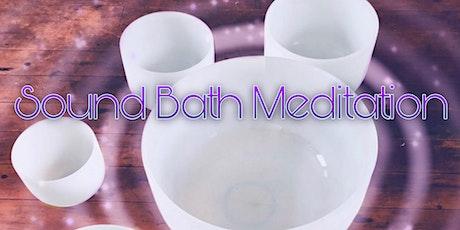 Sound Bath Meditation tickets