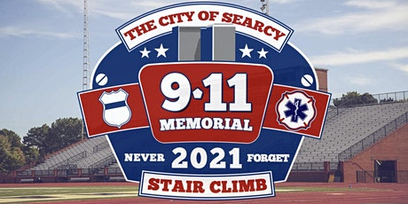 The City of Searcy 9/11 Memorial Stair Climb tickets