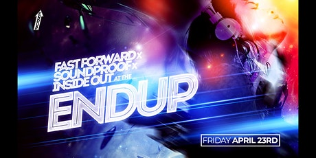 Friday Inside Out at The EndUp tickets