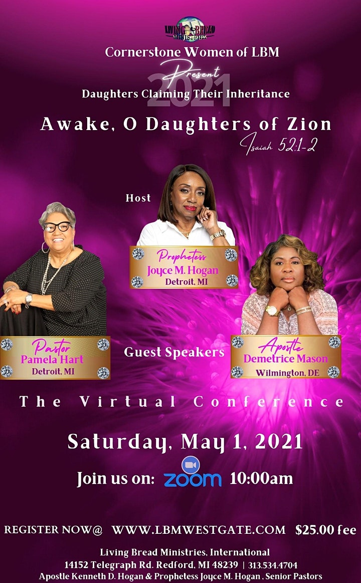 Awake O Daughter's of Zion image