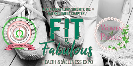 Fit & Fabulous Health & Wellness Expo 2021 Participant Registration tickets