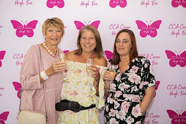 2021 Sunshine Coast CCA Carer High Tea image