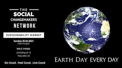 EARTH DAY Sustainability Market tickets
