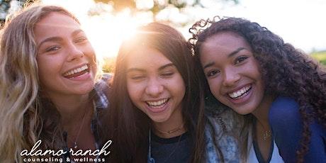 Online Teen Girls Stress Management Class tickets