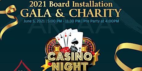 AREAA DFW 2021 Board Installation Gala & Charity Casino Night tickets