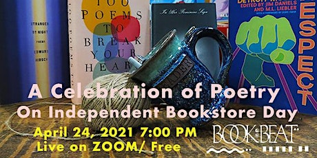 Celebrate Poetry on Bookstore Day tickets