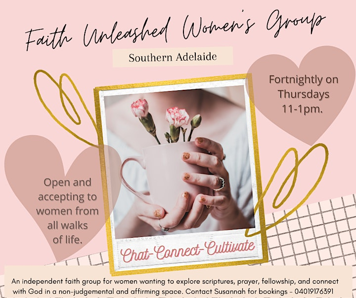 Faith Unleashed Women's Group image