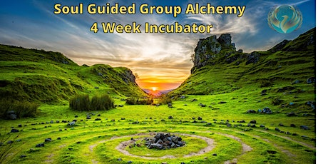 Intuitive Group Alchemy Sessions: 4 Week Incubator tickets