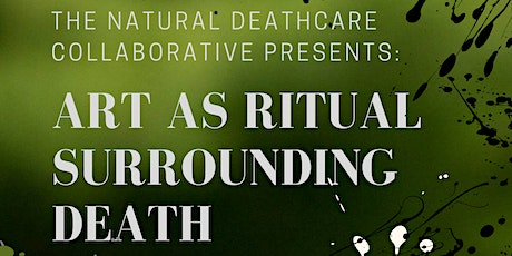 Art as Ritual Surrounding Death - For the Brewster/Chatham Communities tickets