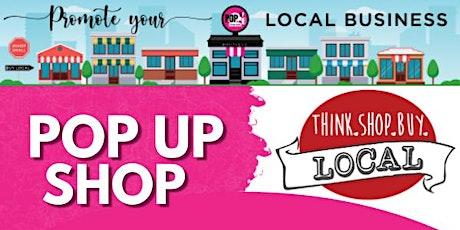 POP UP SHOPS! tickets