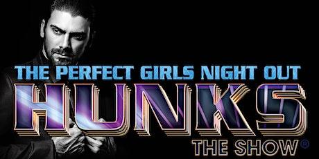 HUNKS the Show at Sharkey's Huntington (Huntington, WV) 7/6/21 tickets