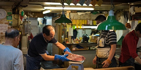 Visiting Japan's most well known fish market tickets