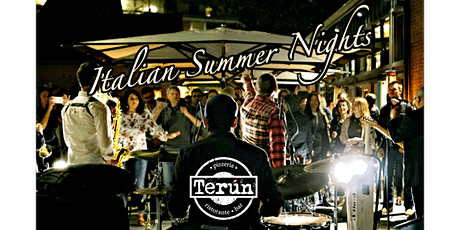 Italian Summer Nights - FREE | OUTDOOR tickets