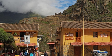 Virtual tour - Walk In The Ancient Town Of Ollantaytambo tickets