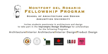 Montfort del Rosario Fellowship: Impromptu Design Challenge 2021 tickets