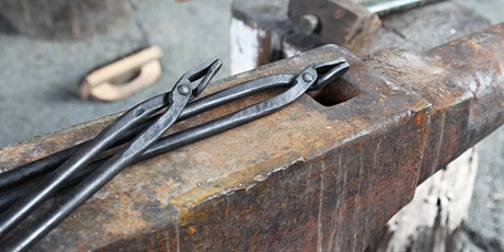 ABC of Tong Making - Beginner's Blacksmithing Class tickets