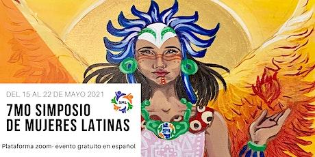 7mo Simposio de Mujeres Latinas entradas