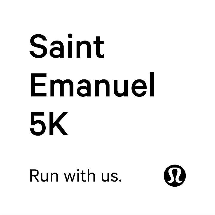 Saint Emanuel 5K image