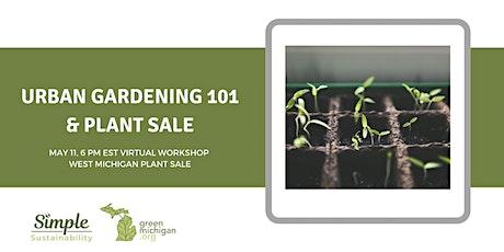 Urban Gardening 101 tickets