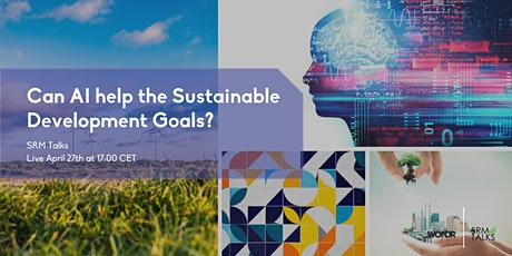 AI & its Impact on the Sustainable Development Goals tickets