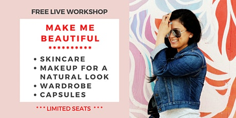 Mother's Day Special Workshop - Make Me Beautiful tickets