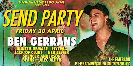 Send Party ft. Ben Gerrans tickets